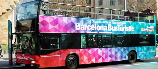 Barcelona: 4 Tourist Tips