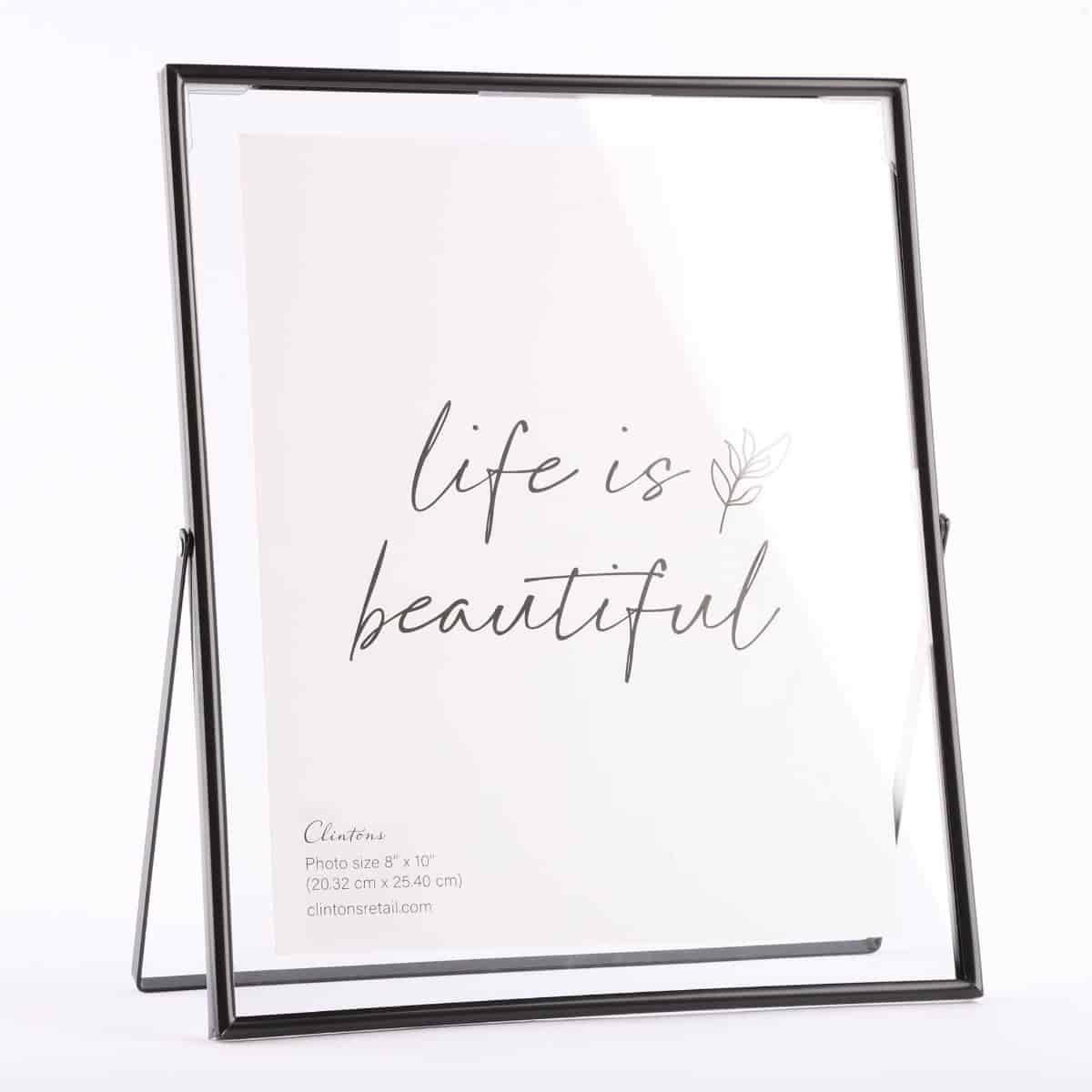 stylish photo frame