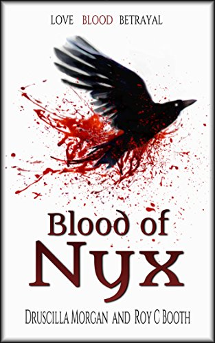 Blood of Nyx by [Morgan, Druscilla, Booth, Roy C.]