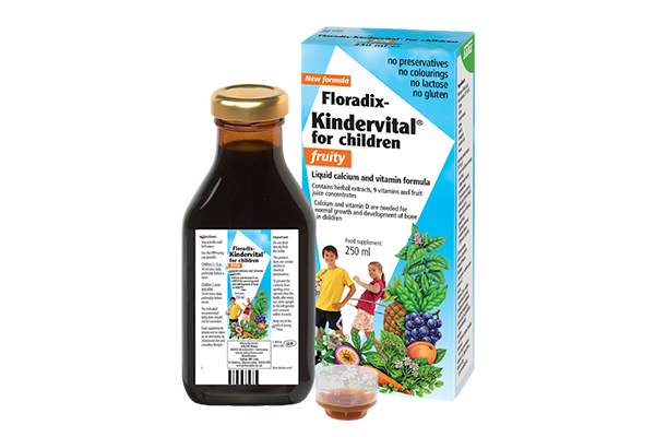 Hình ảnh sản phẩm Salus Floradix Kindervital