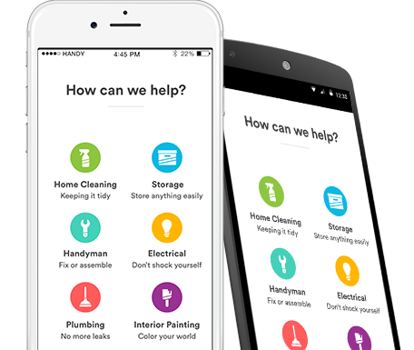 Handyman App like uber | Uber for handyman | Uber for X