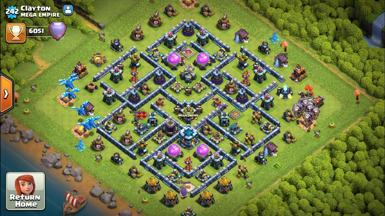 Clash of Clans Clayton