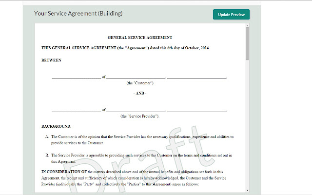 Legal Forms and Agreements Chrome Web Store – Free Legal Agreement Templates
