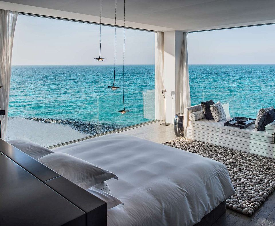 Luxurious Bedroom with a View