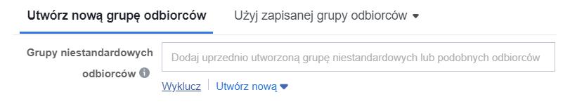 grupa docelowa reklamy na Facebooku