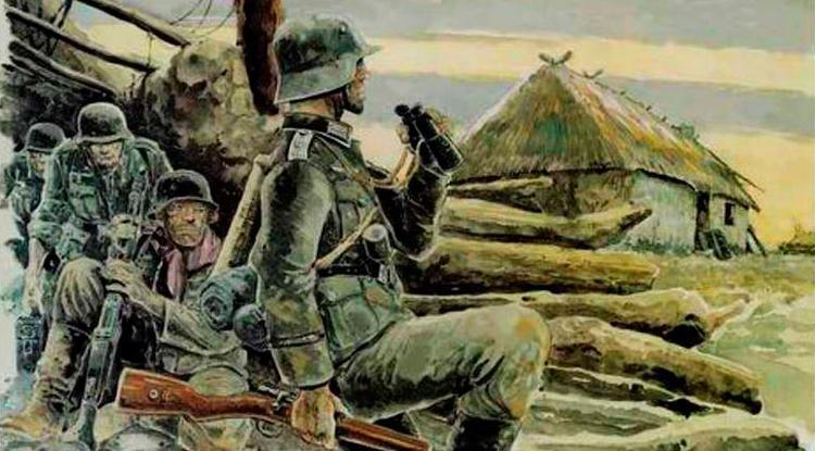 Россия глазами Ги Зайера: как увидел сражение заБелгород немецкий солдат