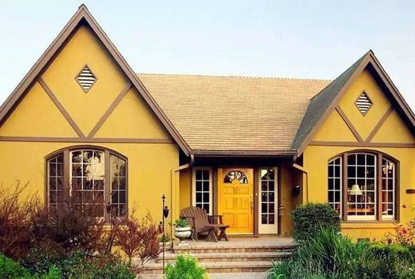 Màu sơn nhà đẹp
