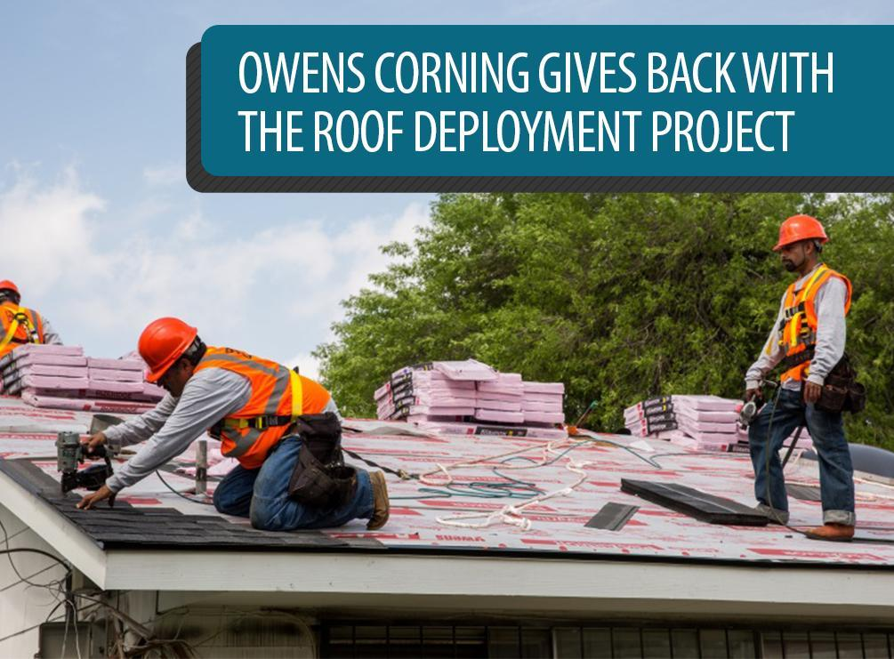 Roof Deployment Project