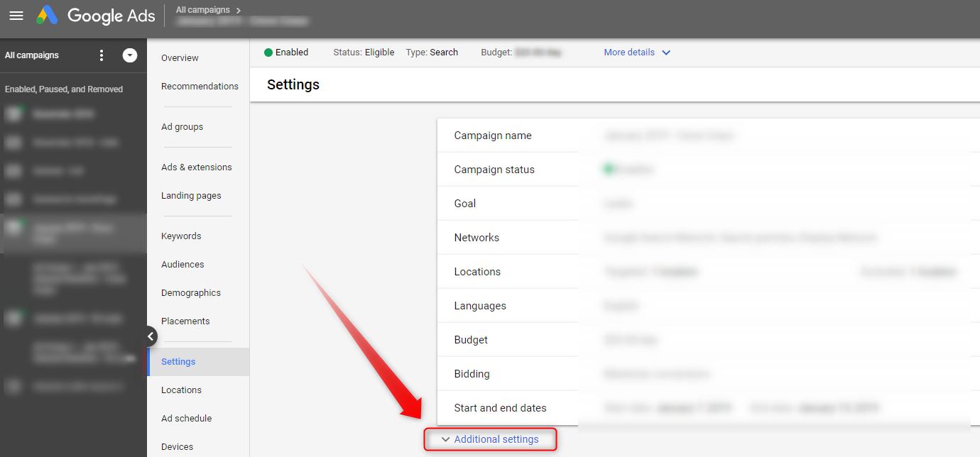 manually blocking IP addresses in Google Ads 2