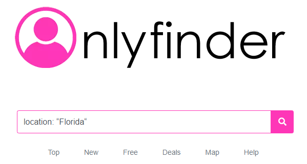 how to search for people on onlyfans