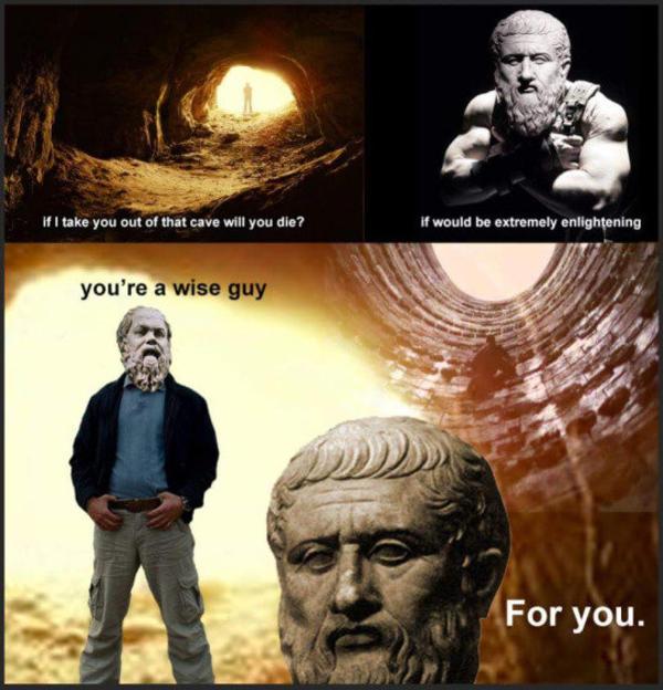 Philosophy Meme