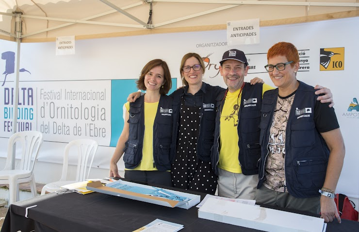 Foto: Voluntaris DBF 2018