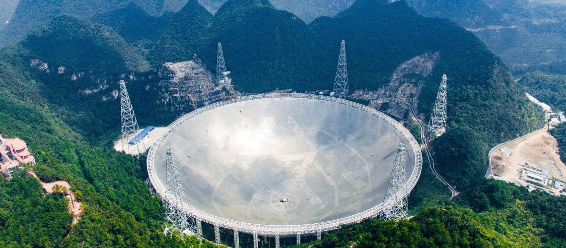 China to open up its massive radio telescope to global ...