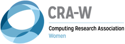 Logo of the Computing Reasearch Association - Women