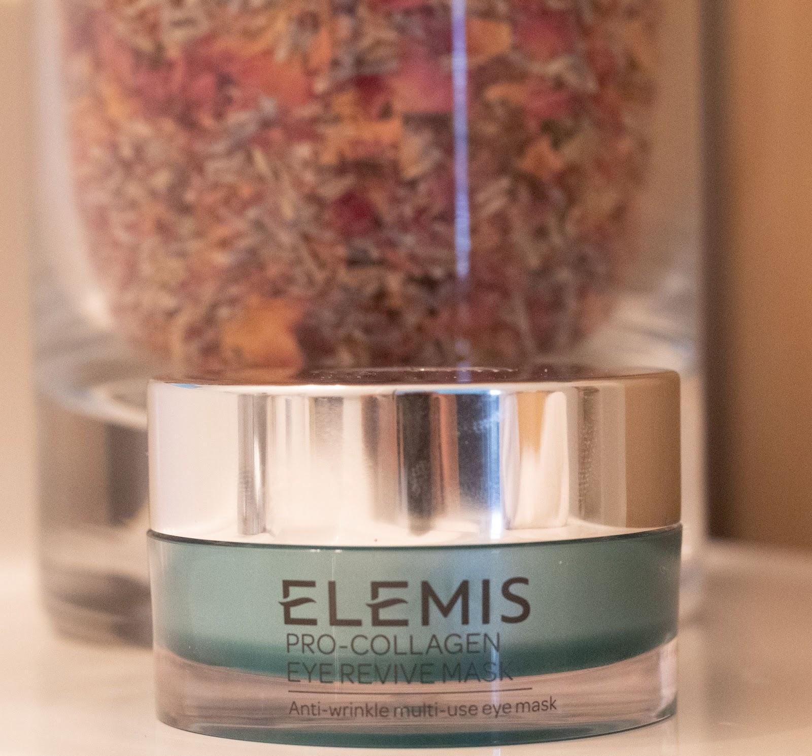 ELEMIS Pro-Collagen Eye Revive Mask - Patience & Pearls