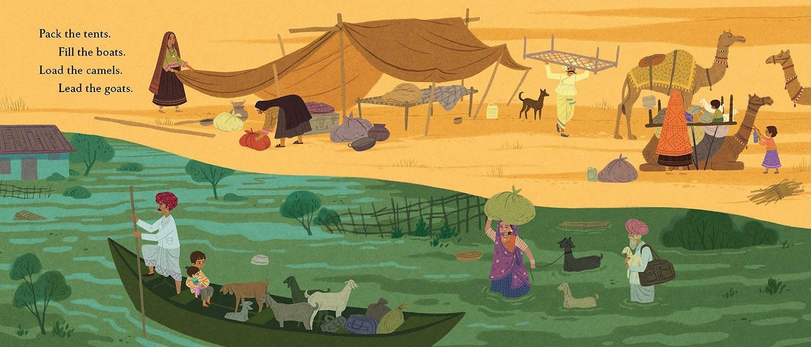 Desert Girl, Monsoon Boy: Dairman, Tara, Sreenivasan, Archana:  9780525518068: Amazon.com: Books