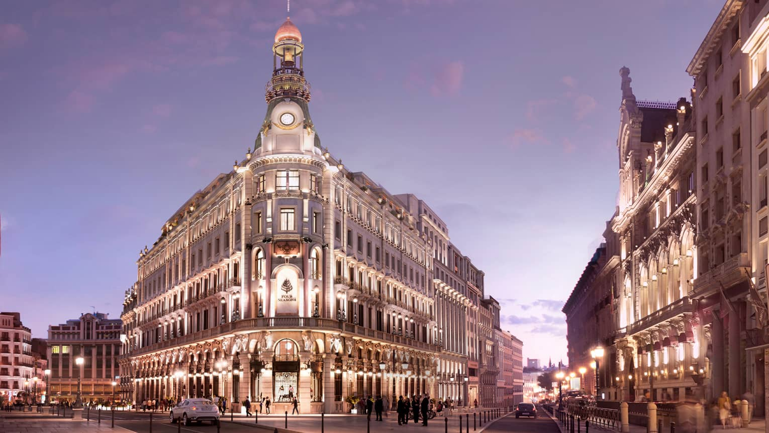 Four Seasons Hotel — Madrid