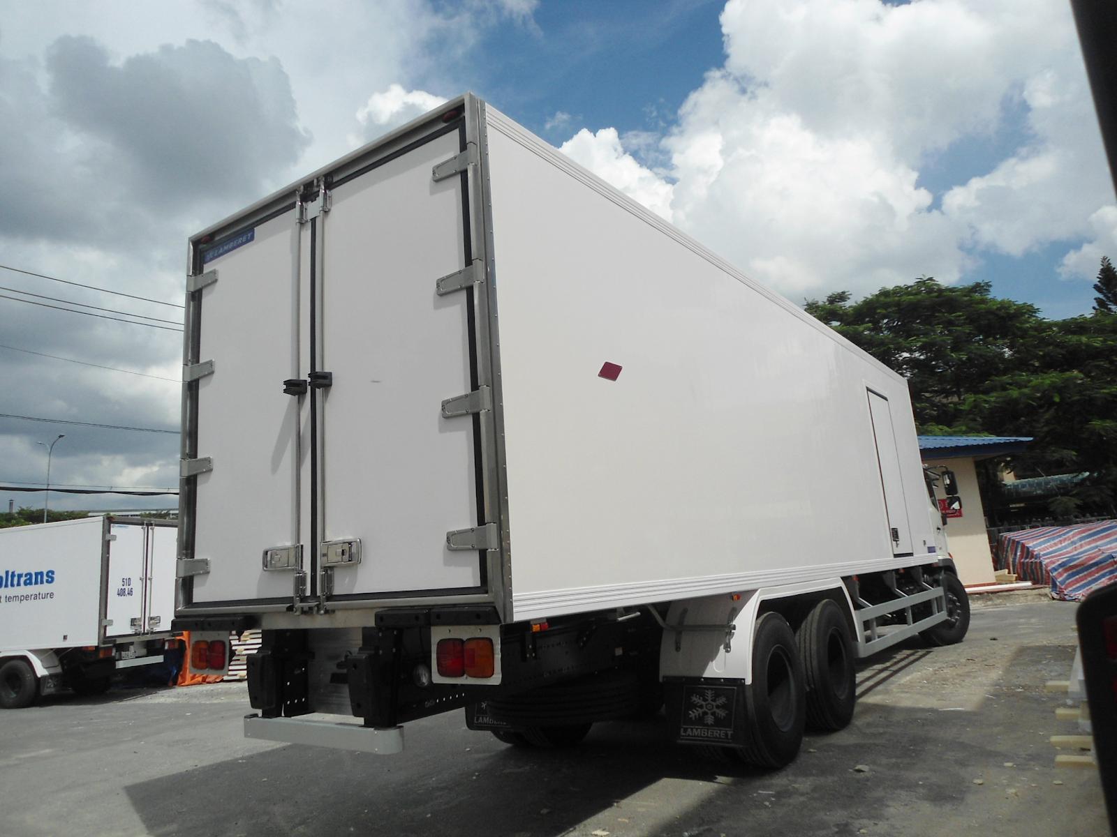 Hình thức thuê xe tải 15 tấn TP HCM