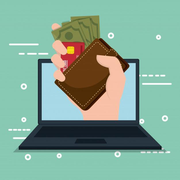 Thay vì phải đến trực tiếp cửa hàng thì khách hàng chỉ cần thao tác trên máy tính