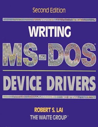 T369 Book] PDF Download Writing MS-Dos Device Drivers By