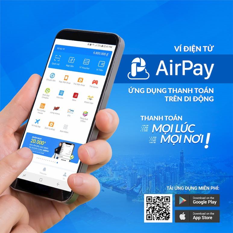 Ví Airpay là gì? Cách đăng ký và sử dụng Ví Điện Tử Airpay