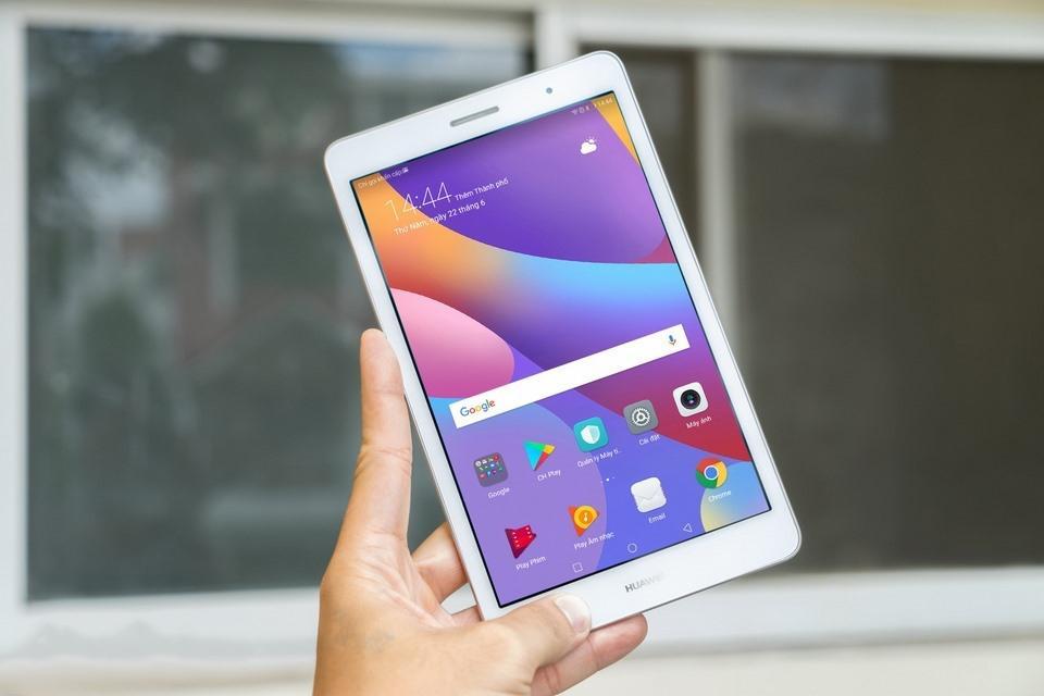 Máy Tính Bảng Huawei MediaPad T3 8.0 (Vàng) - Hàng Chính Hãng | Tiki