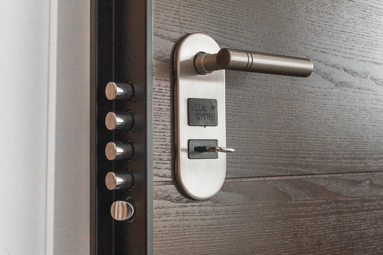 home security deadbolt