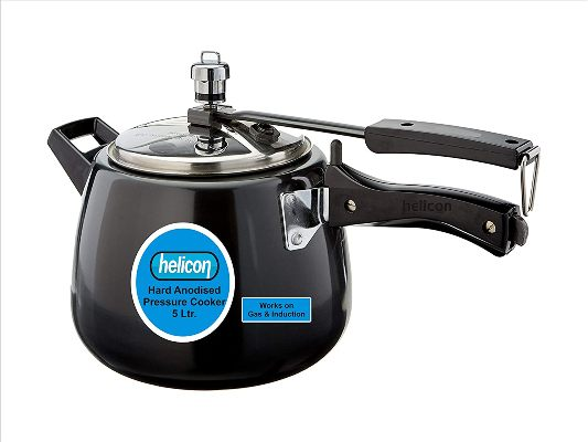 HELICON Contura Stainless Steel Pressure Cooker