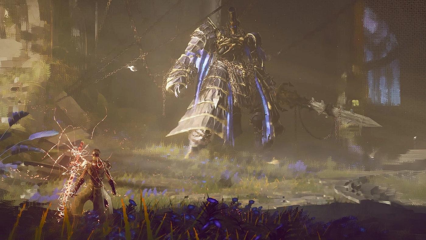 О Babylon's Fall от PlatinumGames и Square Enix расскажут не раньше осени —  Игромания