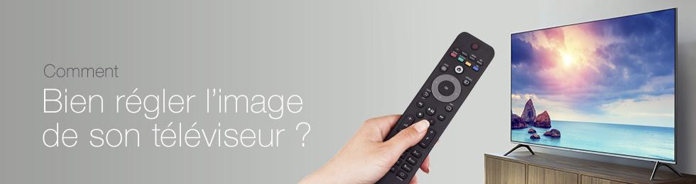 Comment bien régler l'image de son TV?