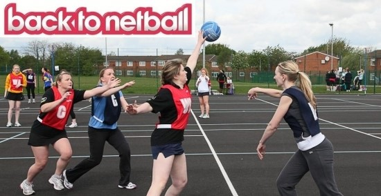 Back to Netball | GoSweat | Where to play Netball in Clapham?