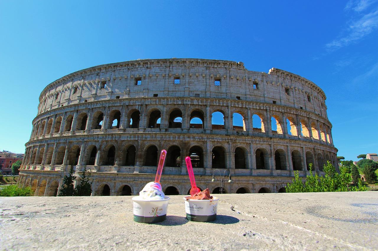 HomeExchange - Rome pas cher - Gelati Colisée