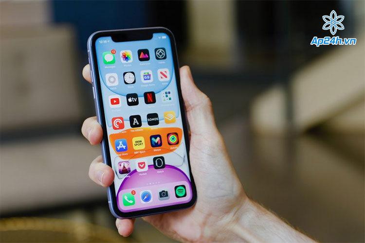 Chính sách thay màn hình iPhone 11 chỉ áp dụng cho một số thiết bị