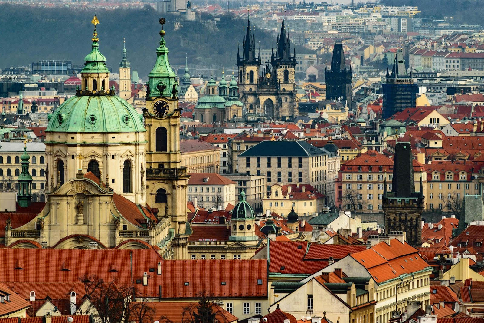 Information about Czech Republic's (Czechia) digital nomad/freelance visa.