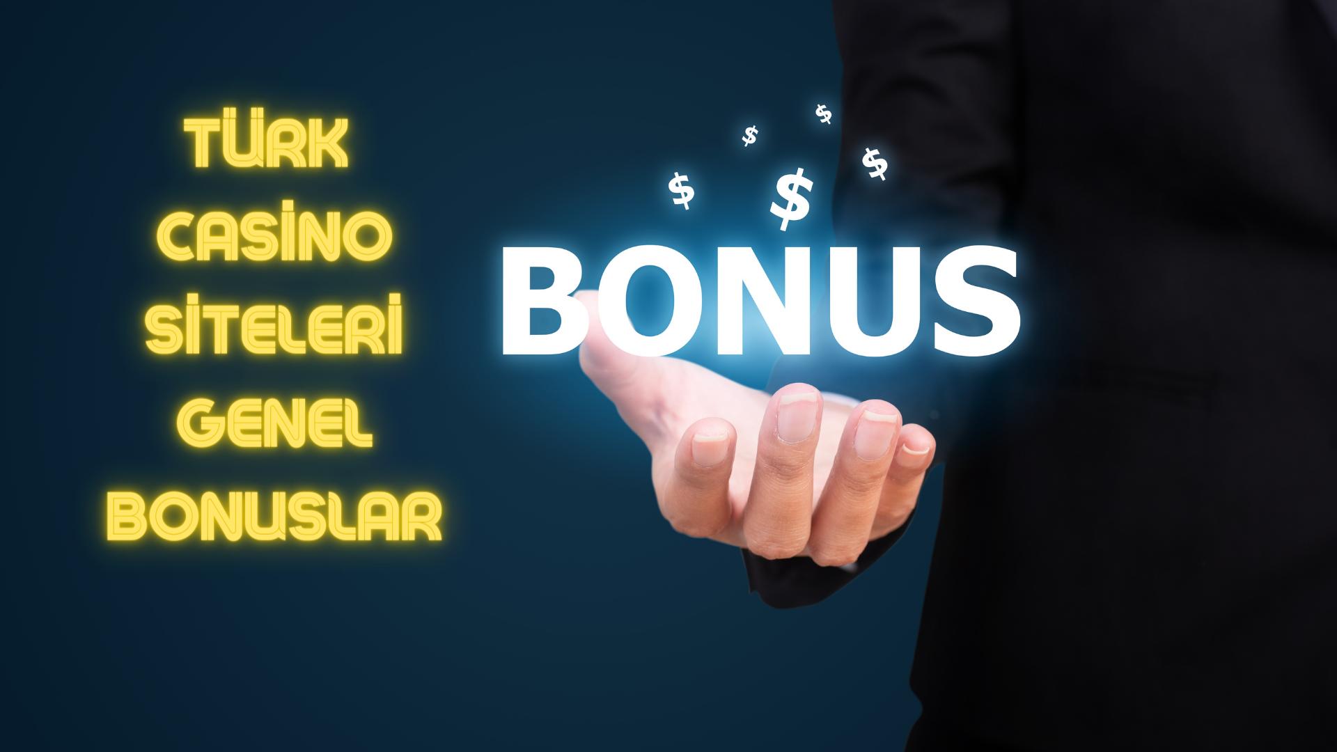 Casino Bonus - Casino Siteleri