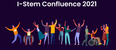 Picture depicts the 2021 I Stem confluence banner