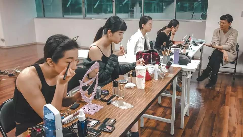 基礎彩妝教學課程