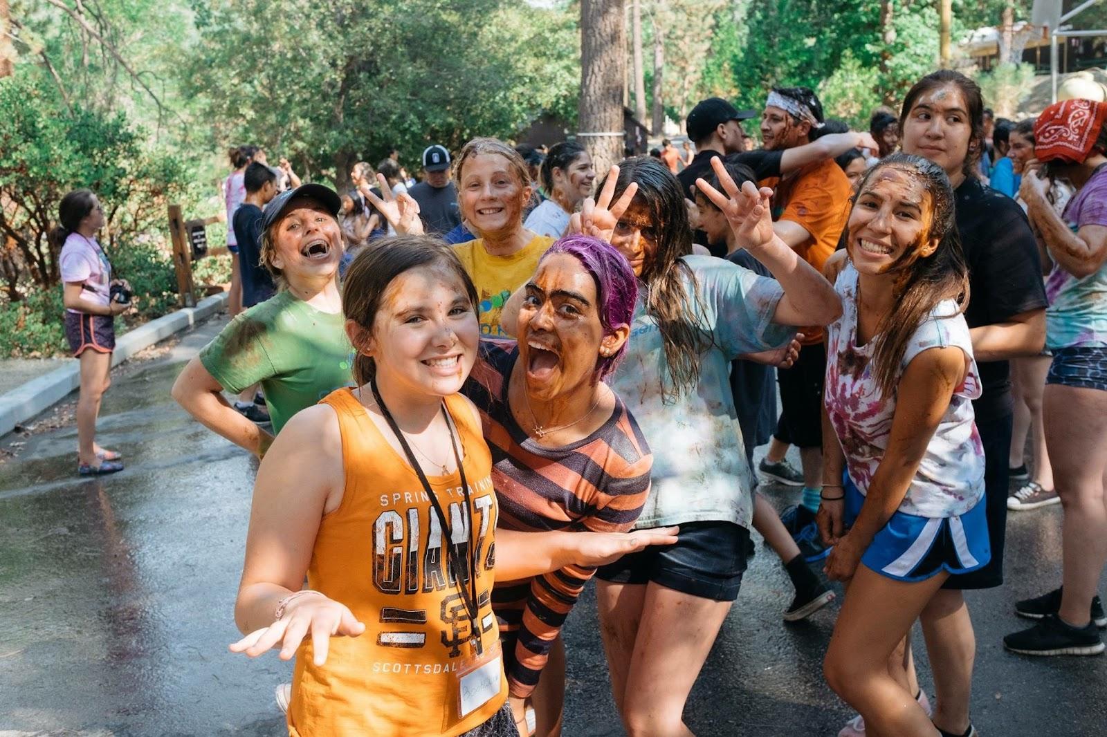 Fundraising for Camp Kesem