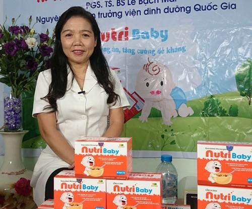 Nutribaby - đã và đang chiếm trọn niềm tin yêu của các bà mẹ! 4