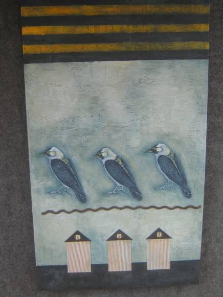 Birds on Canvas