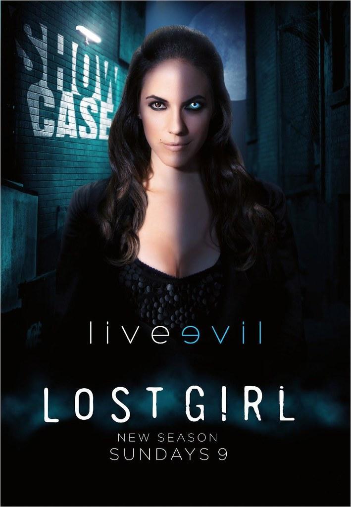 Poster Lost Girl saison 3 / Lost Girl season 3 poster   Flickr