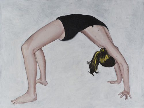 Erin Bending over Backwards for Me, 2011