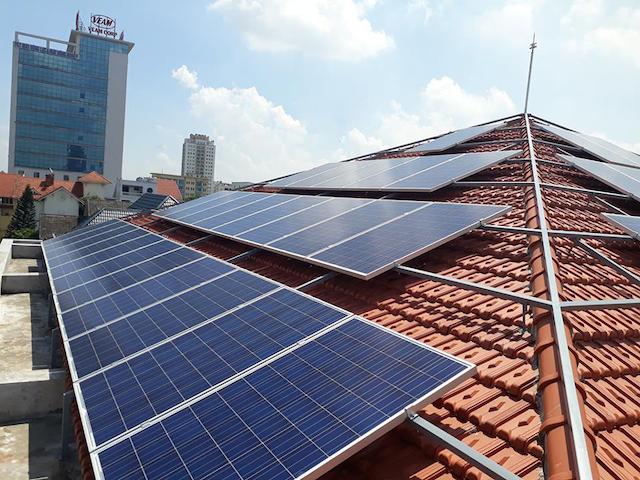 Giá lắp đặt điện mặt trời khánh hòa năm 2020