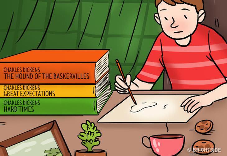 Brightside's book picture puzzle