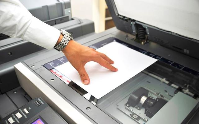 Dịch vụ cho Thuê máy photocopy quận 1 chuyên nghiệp tại Linh Dương