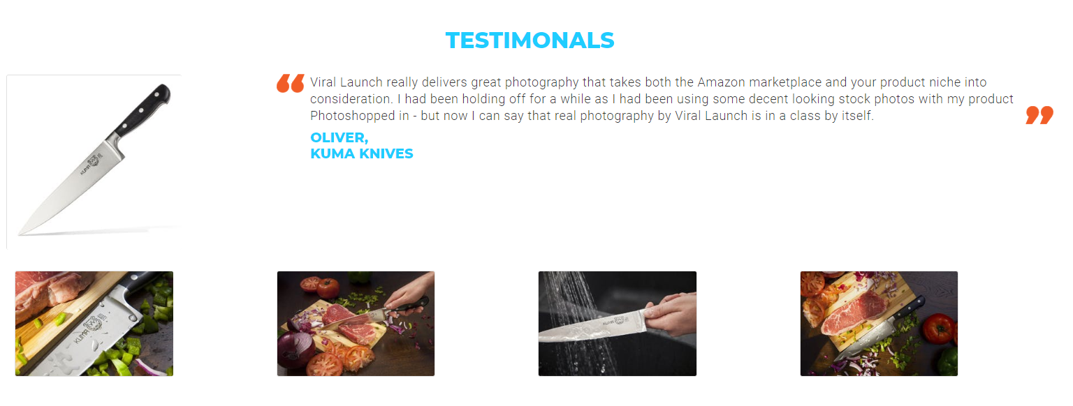 Viral Launch photography reviews
