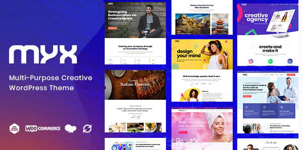 myx business theme
