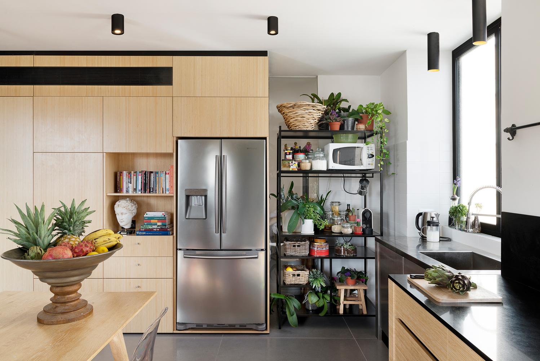 Hướng đăt tủ lạnh trong bếp chuẩn theo phong thủy mang lộc vào nhà