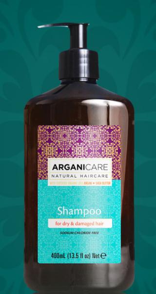 Shampoing Arganicare Argan