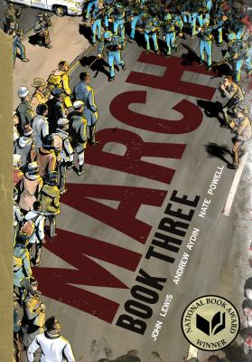 Cover of March book 3